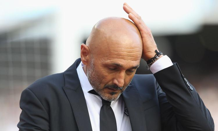 Luciano Spalletti AS Roma, Luciano Spalletti, AS Roma, derby della Capitale, Coppa Italia, Roma Vs Lazio, Serie A