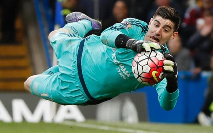 Thibaut courtois Chelsea saves, thibaut courtois Chelsea, thibaut courtois saves, Chelsea, Premier league
