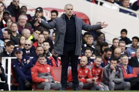 jose mourinho give up Premier League, jose mourinho Premier League, jose mourinho, Premier League, jose mourinho manchester united, manchester united, Liga Europe, arsenal vs manchester united