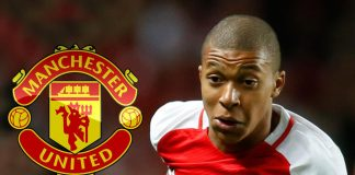 Kylian Mbappe AS Monaco to Manchester United, Kylian Mbappe AS Monaco, to Manchester United, Kylian Mbappe, AS Monaco to Manchester United, Kylian Mbappe to Manchester United, AS Monaco, Premier League, Liga Inggris